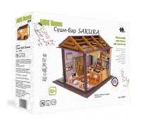 "DIY Mini House  Суши Бар ""SAKURA"""