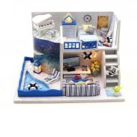 DIY Mini House Морской бриз