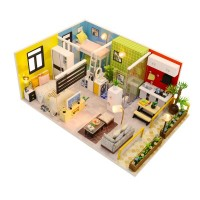 DIY Mini House Квартирный вопрос