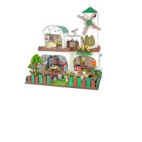 DIY Mini House Мельница