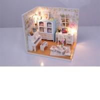 DIY Mini House Комната Александры