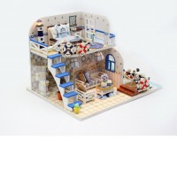 DIY Mini House Домик у моря