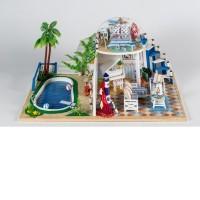 DIY Mini House Вилла