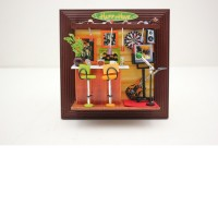 DIY Mini House Рок Бар