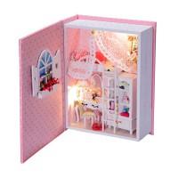 DIY Mini House Розовый дневник