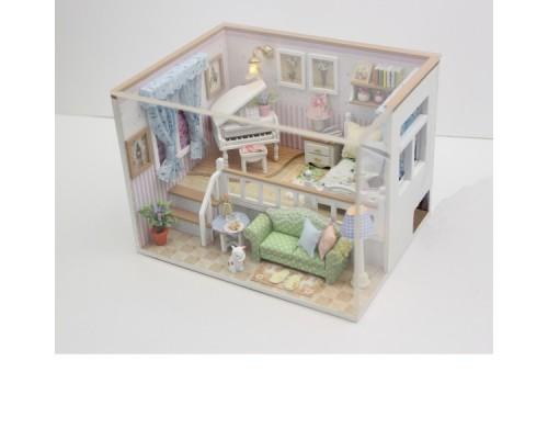 DIY Mini House Музыкальная комната