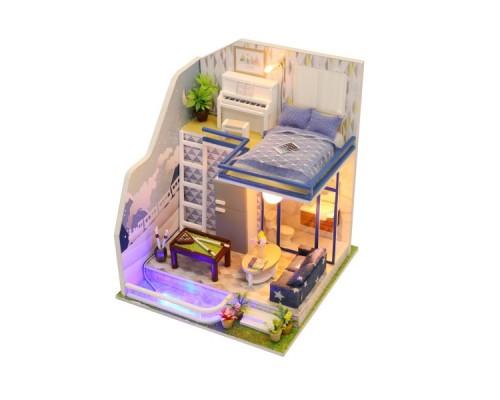 DIY Mini House Неоновый лофт