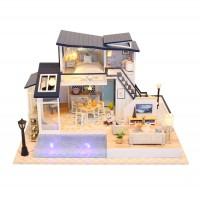 DIY Mini House Вилла с бассейном
