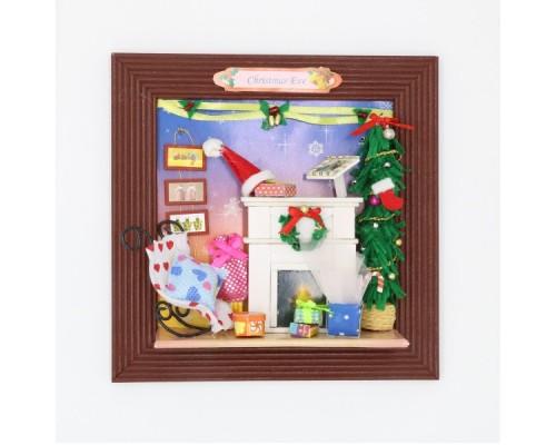 DIY Mini House С Новым годом!