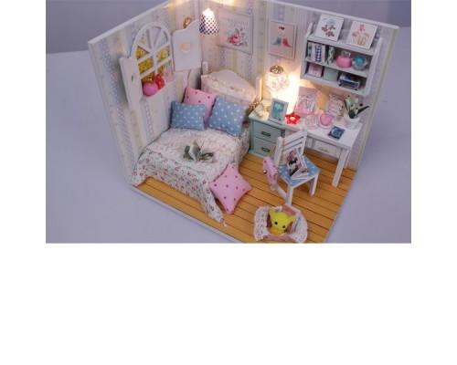 DIY Mini House Комната Полины