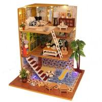 DIY Mini House Таунхаус