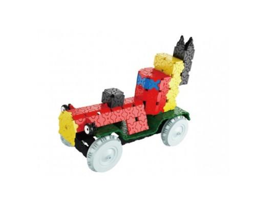 Конструктор пластиковый Трактор