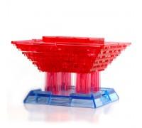 Кристалл Puzzle 3D - Китайский павильон со светом Crystal Puzzle 3d