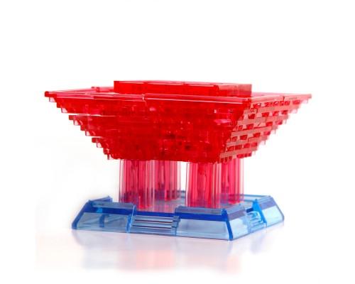 Китайский павильон со светом Crystal Puzzle 3d