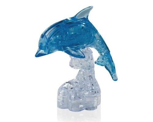 Дельфин со светом Crystal Puzzle 3d