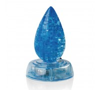 Капля со светом Crystal Puzzle 3d