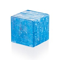 Куб со светом Crystal Puzzle 3d