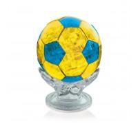Кристалл Puzzle 3D - Футбольный мяч со светом Crystal Puzzle 3d
