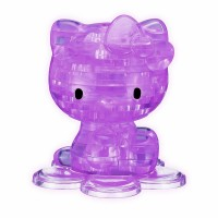 Hello Kitty Crystal Puzzle 3d